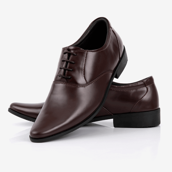 Men's Brown Leather