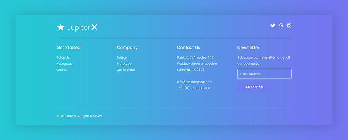 footer-template-3