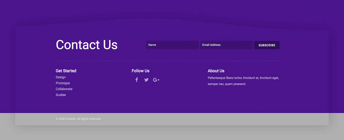 footer-template-6